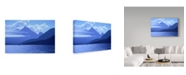 "Trademark Global Ron Parker 'Robson Bigget' Canvas Art - 12"" x 19"""
