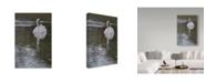 "Trademark Global Rusty Frentner 'On The Madison' Canvas Art - 12"" x 19"""