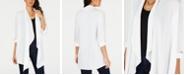 Thalia Sodi Woven Draped Wrap, Created for Macy's