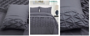 Home City Inc Superior Arabella Collection Wrinkle Resistant Down Alternative 2 Piece Comforter Set - Twin/Twin XL