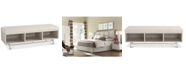 Furniture Paradox Upholstered Bench