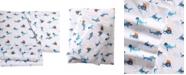VCNY Home Gangsta Shark 4PC Full Sheet Set