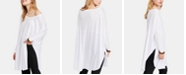 Free People Tell Tale Seamed Boat-Neck Tunic