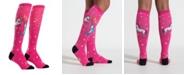 Sock it to me Knee High Unicorn Vs Narwhal Socks