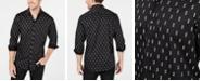 INC International Concepts INC Men's Medallion Print Shirt, Created for Macy's
