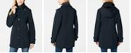Nautica Hooded Raincoat