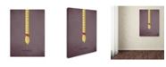 "Trademark Global Christian Jackson 'Rapunzel' Canvas Art - 18"" x 24"""