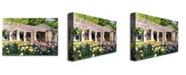 "Trademark Global David Lloyd Glover 'Tournament of Roses' Canvas Art - 24"" x 16"""
