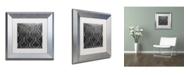"Trademark Global Color Bakery 'Paris Apartment II' Matted Framed Art - 11"" x 11"""