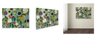 "Trademark Global Carrie Schmitt 'Soul Blossoms' Canvas Art - 35"" x 47"""