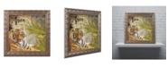 """Trademark Global Color Bakery 'Taste Of Africa II' Ornate Framed Art - 11"""" x 11"""""""