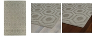 "Kaleen Imprints Modern IPM01-82 Light Brown 3'6"" x 5'6"" Area Rug"