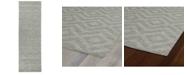 """Kaleen Imprints Modern IPM04-84 Oatmeal 2'6"""" x 8' Runner Rug"""