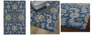 Kaleen Helena 3212-17 Blue 9' x 12' Area Rug