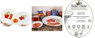 Golden Rabbit Tomatoes Enamelware Collection