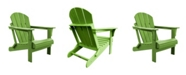 Panama Jack Home Resin Adirondack Chair