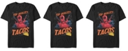 Marvel Men's Deadpool The Best Quality Tacos Short Sleeve T-Shirt