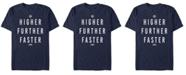 Marvel Men's Captain Marvel Encouraging Words Short Sleeve T-Shirt