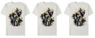 Marvel Men's Avengers Endgame Thanos Posed Profile Short Sleeve T-Shirt