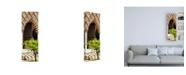 "Trademark Global Philippe Hugonnard Made in Spain 2 Arabic Arches Canvas Art - 27"" x 33.5"""