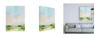 "Trademark Global Ethan Harper Spring Skies II Canvas Art - 36.5"" x 48"""