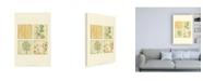"Trademark Global Chariklia Zarris Nature Study Childrens Art Canvas Art - 36.5"" x 48"""