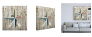 """Trademark Global Studio W Young Explorer II Canvas Art - 19.5"""" x 26"""""""