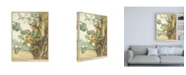 "Trademark Global Vision Studio The Elm Fairy Canvas Art - 36.5"" x 48"""