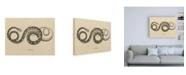 """Trademark Global Wild Apple Portfolio Vintage Viper Crop Canvas Art - 36.5"""" x 48"""""""