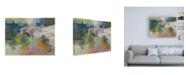 "Trademark Global Emilia Aran Kaibab Canvas Art - 36.5"" x 48"""