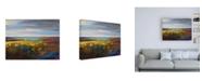 "Trademark Global Kate Boyc Buttercups near Warley Canvas Art - 36.5"" x 48"""
