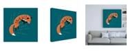 "Trademark Global Michael Buxto Stay Wild Canvas Art - 36.5"" x 48"""