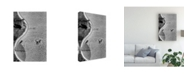 "Trademark Global Jure Kravanja Swimming Pool Photograph Canvas Art - 15"" x 20"""