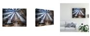"Trademark Global Kaan Kocakoglu What You Seek is Seeking You Canvas Art - 15"" x 20"""