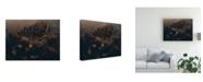 """Trademark Global Carmine Chiriaco Burj Khalifa Canvas Art - 20"""" x 25"""""""
