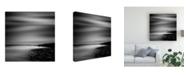 "Trademark Global Yvette Depaepe Never Ceasing Whisper of the Sea Canvas Art - 27"" x 33"""