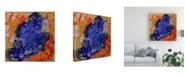 "Trademark Global Michelle Mccullough Depth Canvas Art - 27"" x 33"""