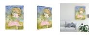 "Trademark Global Mindy Lacefield Love Dances Canvas Art - 15"" x 20"""