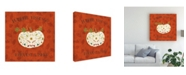 "Trademark Global Veronique Charron Autumn Otomi III Canvas Art - 27"" x 33"""