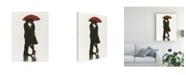 "Trademark Global Marco Fabiano The Embrace I Canvas Art - 20"" x 25"""