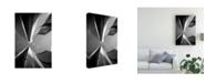 "Trademark Global Monte Nagler Building Abstract New York City Canvas Art - 20"" x 25"""