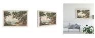 "Trademark Global Joseph Stadler View of the River Canvas Art - 20"" x 25"""