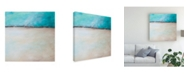 "Trademark Global Julia Contacessi Mystic Sand II Canvas Art - 20"" x 25"""