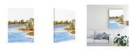 "Trademark Global Dianne Miller The Sound I Canvas Art - 20"" x 25"""