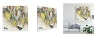 "Trademark Global Melissa Wang Autumnal I Canvas Art - 19.5"" x 26"""