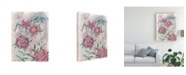"Trademark Global Melissa Wang Spring Composition I Canvas Art - 27"" x 33.5"""