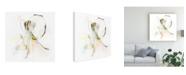 "Trademark Global June Erica Vess Open Integer I Canvas Art - 19.5"" x 26"""