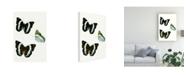"Trademark Global Vision Studio Butterfly Specimen VIII Canvas Art - 15.5"" x 21"""