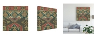 "Trademark Global Chariklia Zarris Dakota III Canvas Art - 19.5"" x 26"""
