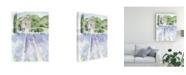 "Trademark Global Jennifer Paxton Parker Lavender Fields I Canvas Art - 15.5"" x 21"""